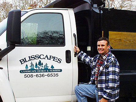 Bill Gil, Blisscapes Landscape Design & Nursery