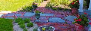 Blisscapes Landscape Design & Nursery Walkway