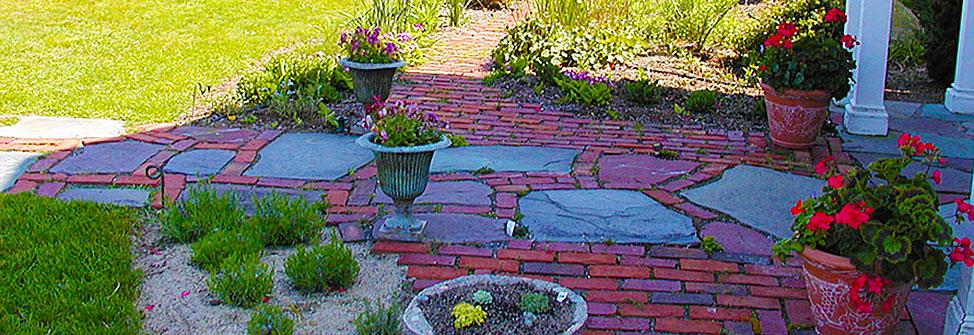 Blisscapes Landscape Design & Nursery Walkway